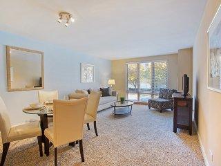 Furnished 1-Bedroom Apartment at Lake St & N Francisco Terrace Oak Park
