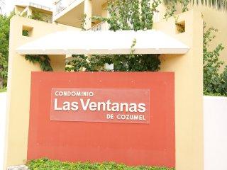 The best neighborhood in Cozumel. You will love it