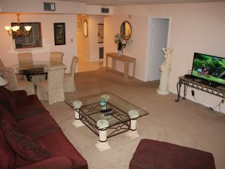 Furnished 2 Bedroom 2 Bath Condo