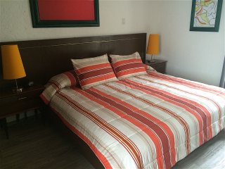 """MODERN """"BOUTIQUE HOTEL"""" STYLE 1-BR SUITE (S4), Mexico"""