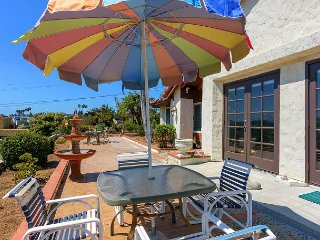 3BR, 2BA Oceanside House with Huge Patio and Ocean Views