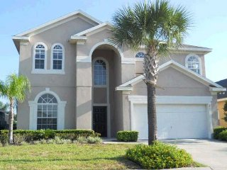 8 BR/4.5 BA House with Pool/Spa/Game Room/WiFi, Clermont