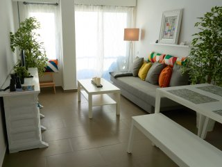 Modern Cozy 1Bdrm Views, Pools & Gardens, Arroyo de la Miel