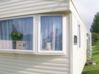 Your lovely holiday home in a great setting.