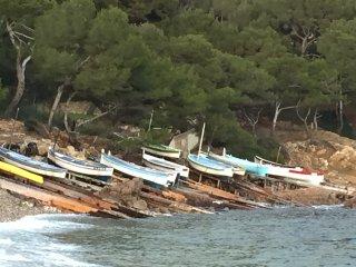 la maison du pêcheur à 300 m de la plage