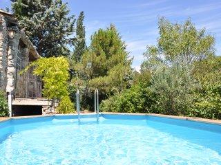 Maison de vacances avec piscine à Gordes