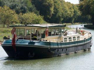 Arnild Barging : Barge ASLAUG, Amiens