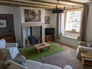 The Cottage, Wolsingham.  Sleeps 4/5