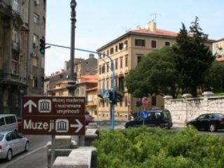Best price/ apartment in the center of Rijeka