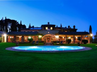 Luxury villa close to Montepulciano