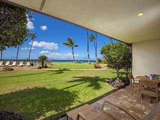 Maalaea Surf Resort #C-3 Gorgeous Oceanview, Nicely Remodeled, Steps to Beach, Kihei