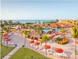 Aruba  Ocean Front Beach Resort and Casino