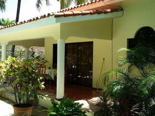 2 Bedrooms, CAR INCLUDED!,Pool 2 bath, BBQ AC, Sosua