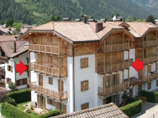 Lovely apt in Pinzolo Val Rendena 4