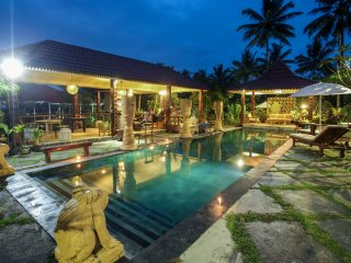 Villa Padi Cangkringan 4 Bedroom