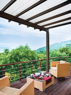 Upper Villa Sit Out Balcony