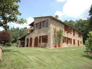 3 bedroom Villa in Monticiano, Tuscany, Italy : ref 2266248