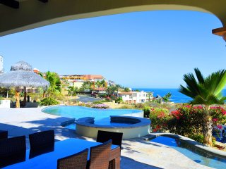 """The 217"", Luxury Villa 5 BR, Ocean Side, Cabo San Lucas"