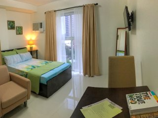 Bamboo Bay Condo Studio Room, Mandaue