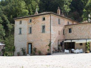 Antico Mulino La Fenella smaakvol vakantiehuis, Arcevia