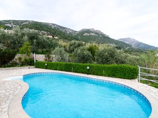 Villa Klara-Holiday Home with Terrace and Pool