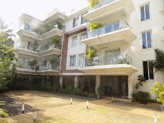 Luxurious 1BHK Apt Surrounded By Nature: CM066, Arpora