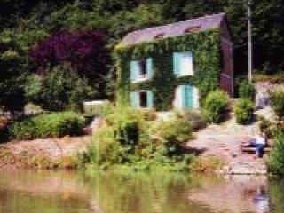 Au Barrage de Cherré, Aubigne-Racan