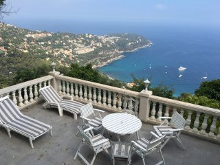 Gorgeous property with seaviews outside Monaco, Roquebrune-Cap-Martin