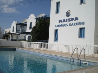 Kato Paphos 2 Bedroom Ground Floor Apartment & Garden  **** Great Location ****
