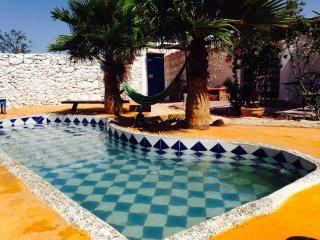 7klm ESSAOUIRA  RIAD DE CHARME piscine, Essaouira