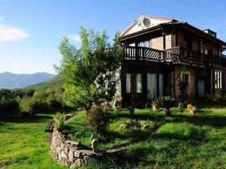 granja orgánica en Souther Italia