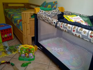 Cot for kids Toy for kids (from 0 to 13)