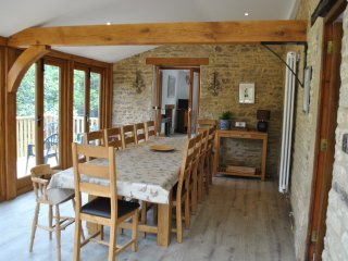 5 bedroom period Holiday House, Woodstock