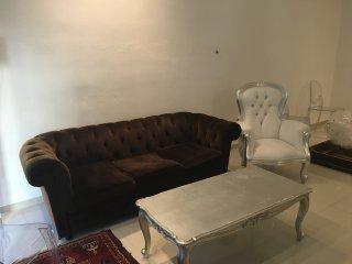 appartement renové 5 couchages centrale et calme, Netanya