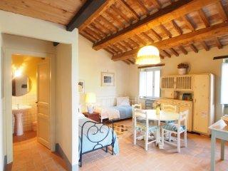Casa le Monache. Appartamento in casale 3, Montecastrilli