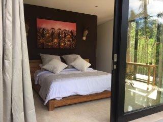 GAUHAR chambre double de luxe vue terrasse, Tegalalang