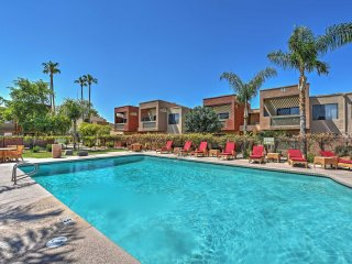 Alluring 1BR Scottsdale Condo w/Pool Access