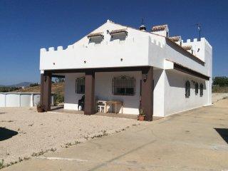 Villa Castillo, Canillas de Aceituno