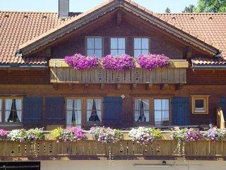 Ferienwohnung Am Sonnenhang, Immenstadt im Allgau