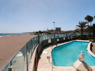 Beach front Apartment  Las Burras Aquarius01
