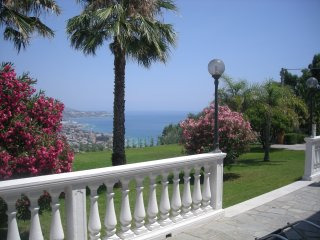 Villa Profumo dei Fiori, Sanremo