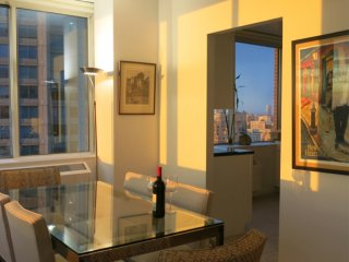 NYC Upper West Side Luxury apartment