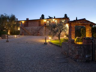 Farmhouse 3+2, Strada in Chianti