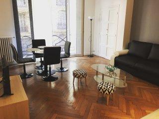 Appartement 2P Nice Centre Ville / Musiciens