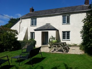 Fabulous Farmhouse...The Farmhouse at Stoneleigh Knowle Estate, Bude