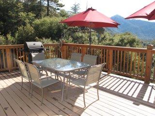 AMAZING VIEWS!!  Pine Rock Retreat Private Cabin, Wildlife & Views
