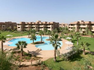 Appartement de Prestige sur Golf prestigia, Marrakech