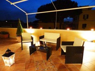 Rome Attic Terrace