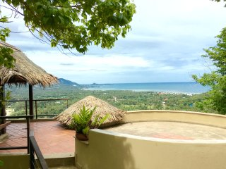 Hill Top Ocean View in Koh Samui Thailand, Maret