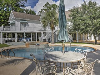 Impressive 3BR Pass Christian House w/Pool!